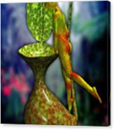 Nepenthes Pixi 1 Canvas Print
