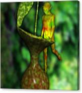 Nepenthes Pixi 2 Canvas Print
