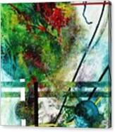 Nerak Five Canvas Print