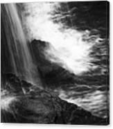 Nerstrand Waterfall.   Canvas Print
