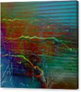 Nerve Impulses Canvas Print
