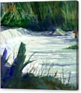 Neshannock Sunday Canvas Print