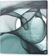 Net Design Canvas Print