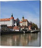 Neuburg Donau - Germany Canvas Print