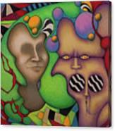 Neuronium Canvas Print