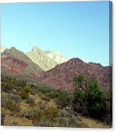 Nevada 1 Canvas Print