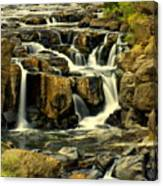 Nevada Falls 5 Canvas Print