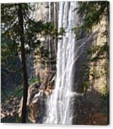Nevada Falls Canvas Print