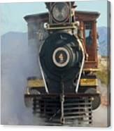 Eureka Palisade Railroad Canvas Print