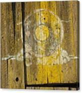 New Age Barn Canvas Print