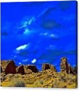 New Alto And Visitors Canvas Print