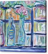 New Aproach Canvas Print
