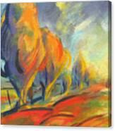 New Beginning 2 Canvas Print