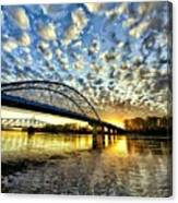 New Bridge Canvas Print