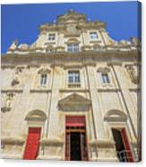 New Cathedral Of Coimbra Canvas Print