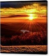 New  Day  Dawns Canvas Print