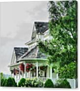 New England Beauty Canvas Print