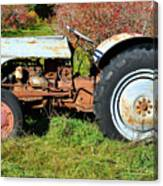New England Ford Canvas Print