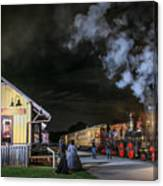 New Freedom Pa Steam Train Canvas Print