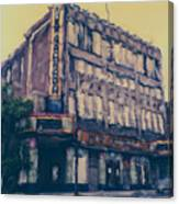 New Granada Theatre Canvas Print