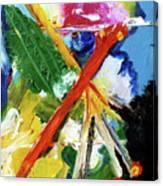 New Island #137 Canvas Print