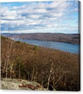 New Jersey Mountaintop View Canvas Print