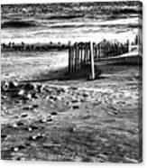 New Jersey Shore Canvas Print