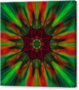 New Life Ablaze Canvas Print