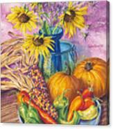 New Mexico Harvest Canvas Print