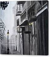 New Orleans At Night Canvas Print