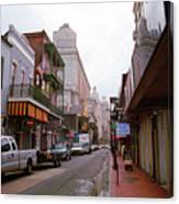 New Orleans Bourbon Street 2004 #45 Canvas Print