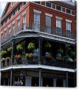 New Orleans La Canvas Print