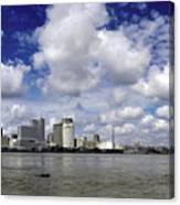 New Orleans Panoramic Canvas Print