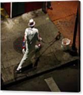 New Orleans Shuffle Canvas Print