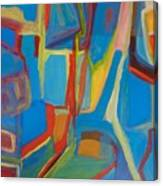 New Pathways #3 Canvas Print