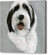 New Pup Canvas Print