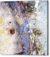Art Blue Metal 58 Canvas Print