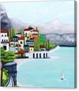 New Voyage  Canvas Print