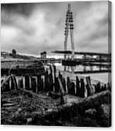 Northern Spire Bridge 6 Canvas Print