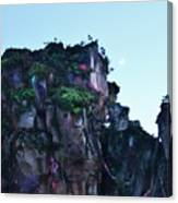 New World Of Pandora 3 Canvas Print