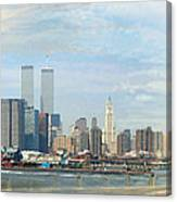 New York 1998 Canvas Print