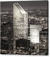 New York Citigroup Center  Canvas Print