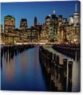 New York City - Skyline Canvas Print