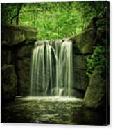 New York City Waterfall Canvas Print