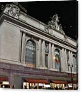 New York Grand Central Station Canvas Print