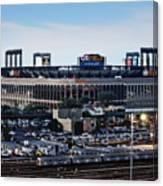 New York Mets Citi Field Canvas Print