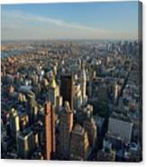 New York, New York 27 Canvas Print