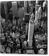 New York, New York 5 Canvas Print