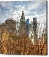 New York, New York Canvas Print