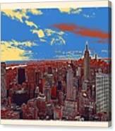 New York Ny Canvas Print